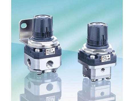 Прецизионный регулятор давления SMC - SRP