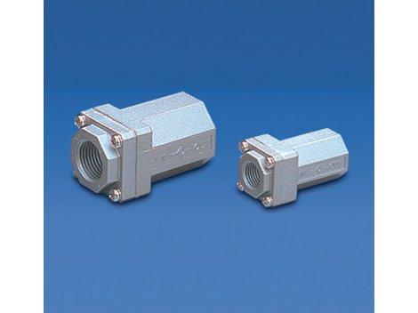 Обратный клапан пневматический SMC - AK