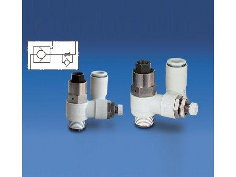 Управляемый обратный клапан SMC - ASP