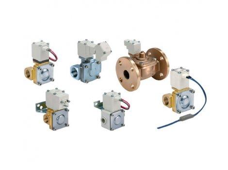Электромагнитный клапан SMC - VXD 2/2