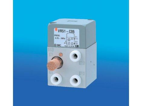 Двухпозиционный клапан SMC - VR51