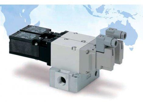 Купить Предохранительный клапан сброса давления SMC - VP-X538