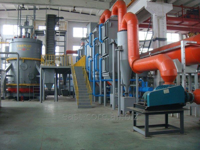 Купить Генератор промышленный биогазовый