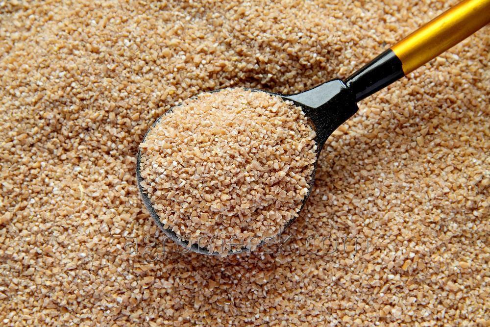 Buy Barley grits from 25 tons per pack in PP bags 25 kg