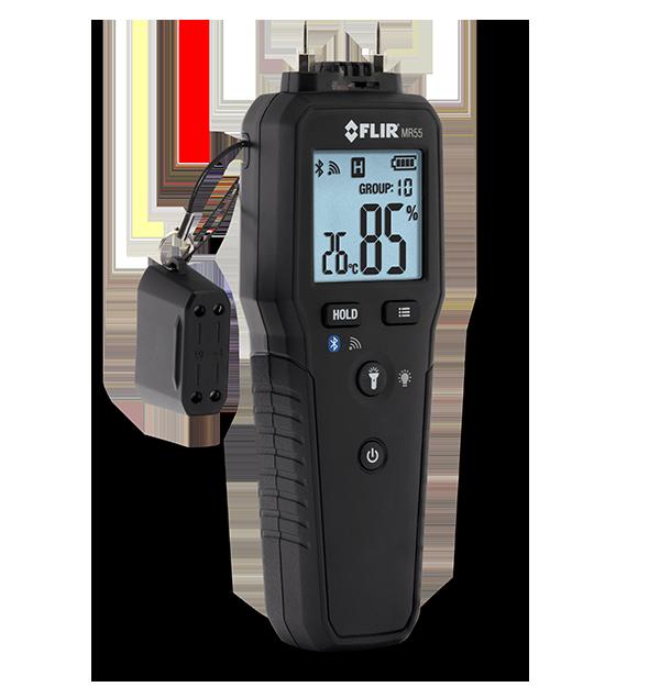 Влагомер древесины и строительных материалов FLIR MR55 (с Bluetooth)