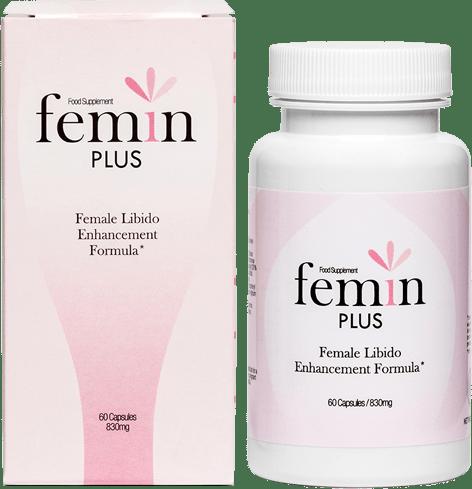 Acquistare Femin più (Femina Plus) - capsule per la libido femminile