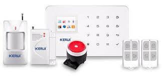 Купить Охранная GSM сигнализация KERUI G183 3G version Сигнализация для дома. KERUI G 18