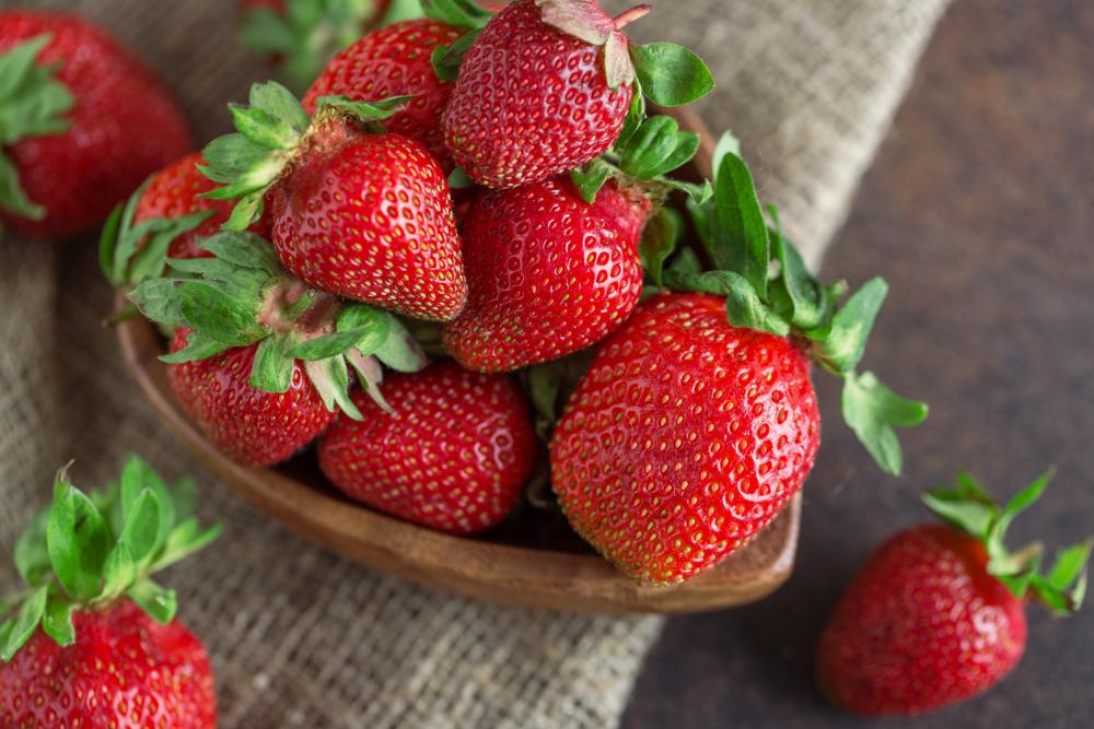 Deep Frozen (IQF) Strawberry, class A