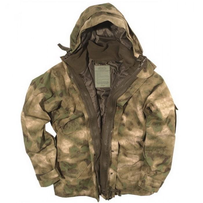 Купить Куртка Mil-Tec с подстежкой A-TACS FG