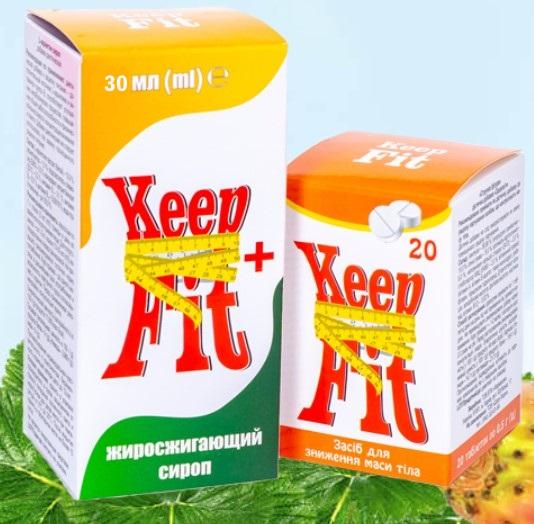 Комплекс для похудения KeepFit (КипФит)