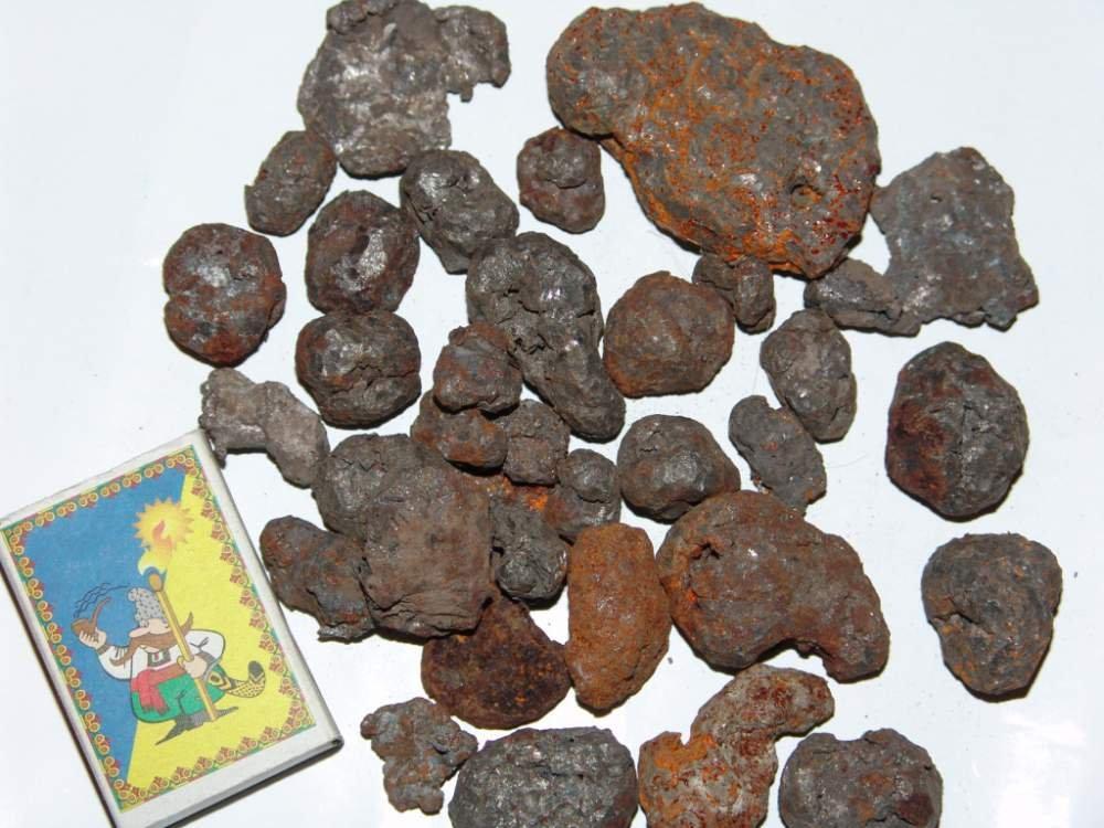 Купить Сепарация стальная очищенная от шлака (металлолом)