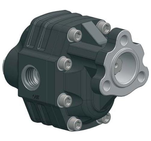 Купить Насос шестеренчатый UNI (82 куб см) левый NPH-82 SX OMFB Италия 10501100835