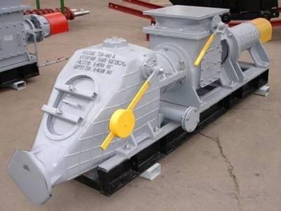 Купить Насосы пневматические винтовые ТА-40А и ТА-41А FLSmidth
