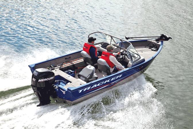 рыбацкие катера с мотором