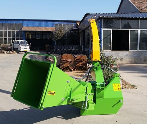 Купить Измельчитель веток BX52R FRD Machinery