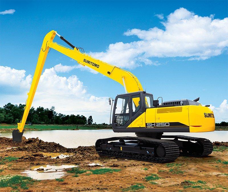Купить Экскаватор SH250-6L Sumitomo TSM GLOBAL
