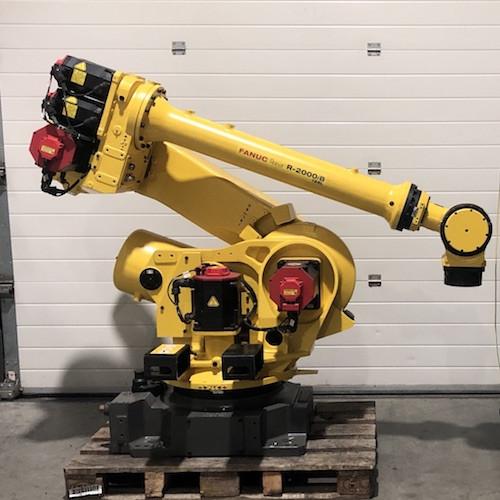 Купить Промышленный робот FANUC R-2000iB 125L - 2009