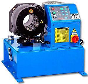 Купить Опрессовочный станок YL-20 D-для ремонта РВД Hydro OY