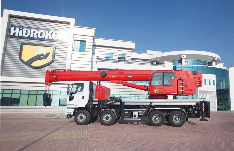 Buy Truck cranes