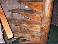 Купить Лестница деревянная