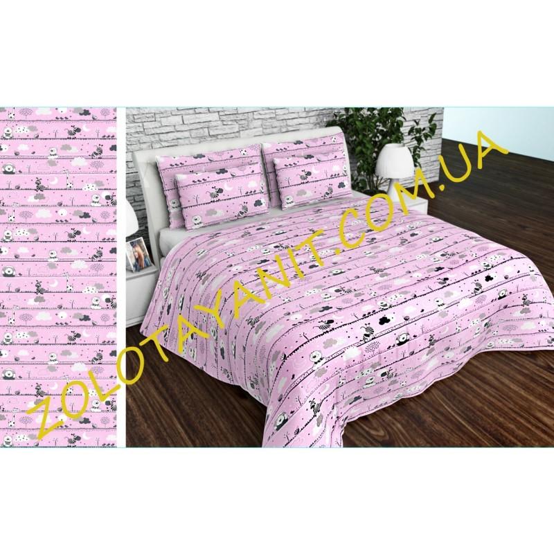 Бязь Gold UXT-712-Original-pink