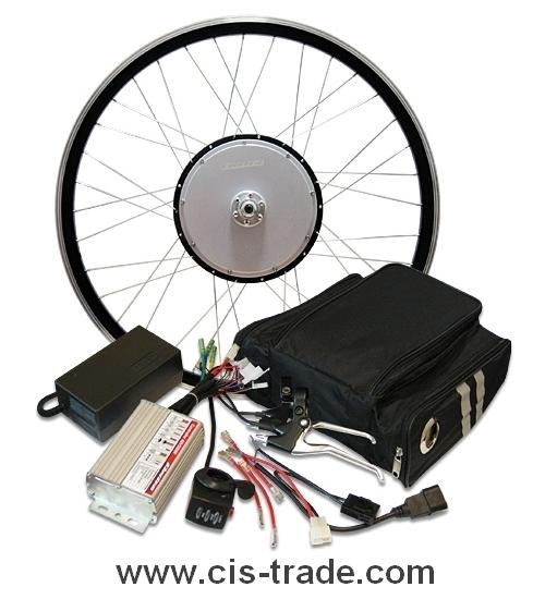 """Купить Электронаборы """"Стандарт"""" переоборудования велосипеда в электровелосипед"""