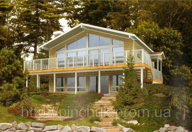 Купить Каркасные дома-американский проект Крокус 90кв.м