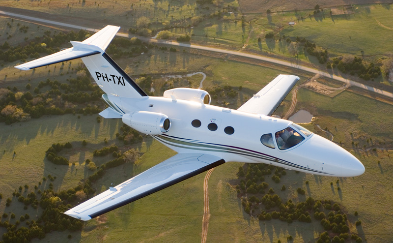 Аренда и продажа самолета Citation Mustang
