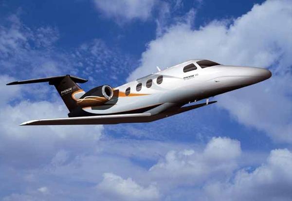 Аренда продажа самолета Embraer Phenom 100