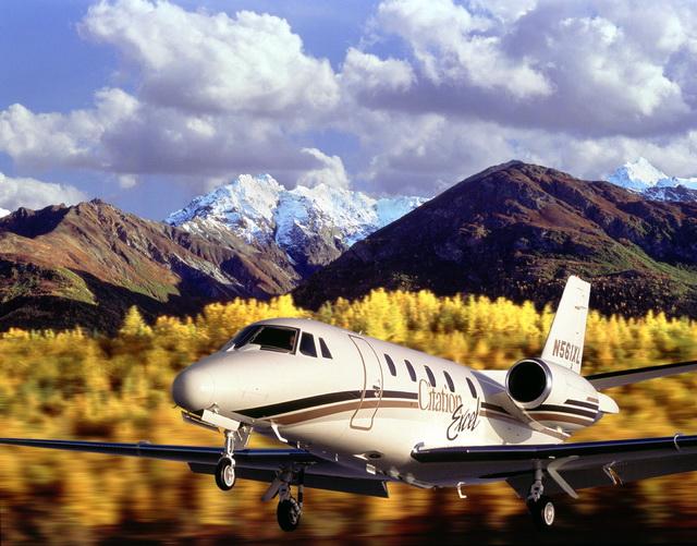 Аренда продажа самолета Cessna Citation Excel