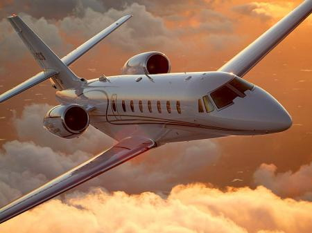 Аренда прокат продажа самолета Cessna Citation XLS