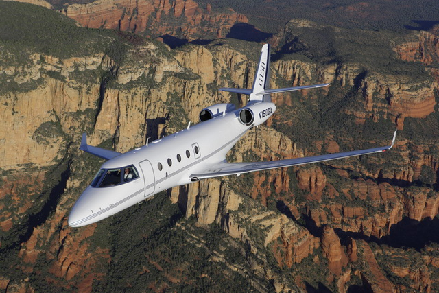 Аренда прокат продажа самолета Gulfstream 150