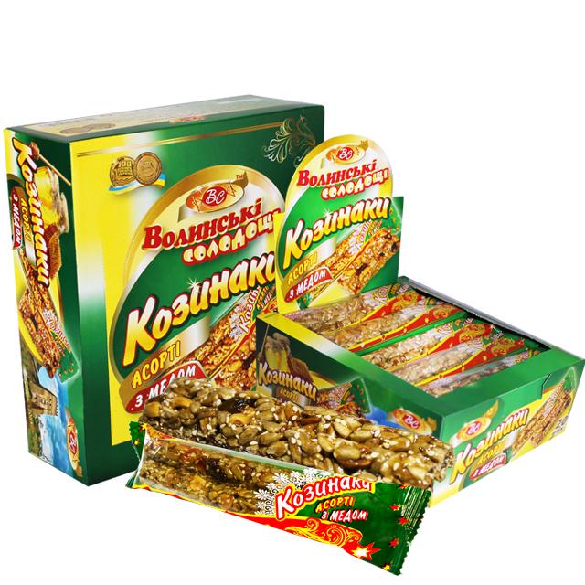 Buy Kozinaki Assorted with natural honey