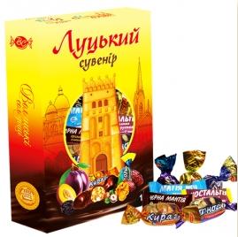 """Набор конфет луцкий сувенир """"Праздничный"""""""