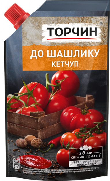 "Buy Barbecue Ketchup TM ""Torchin"" 270 * 38sht"