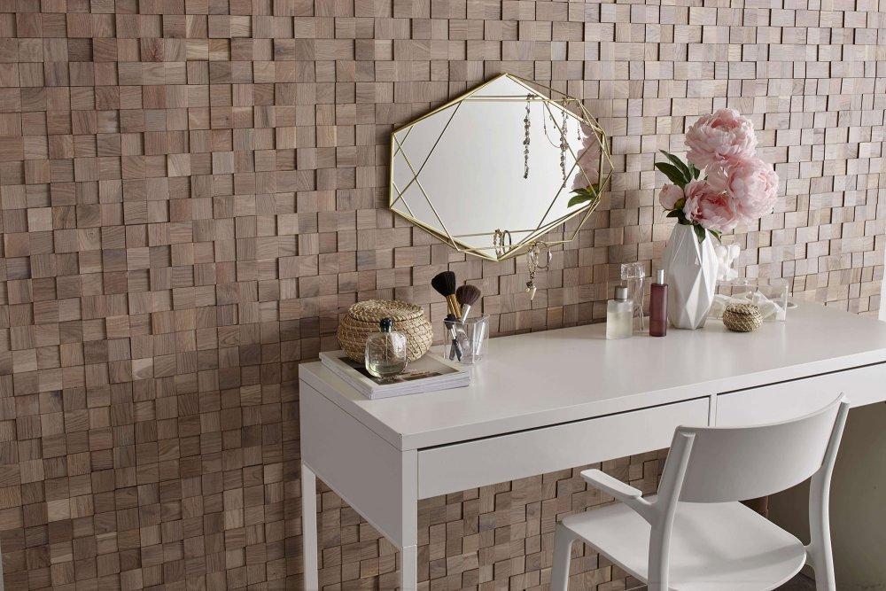Купити Декор для стін з дерева Tessera Дуб White