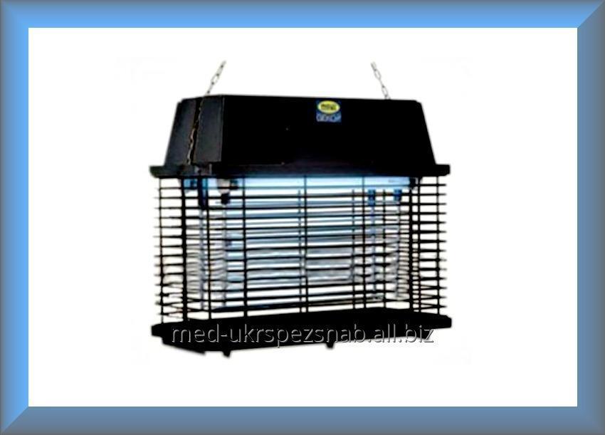 Купить Уничтожитель летающих насекомых Geko 7230 (Италия)
