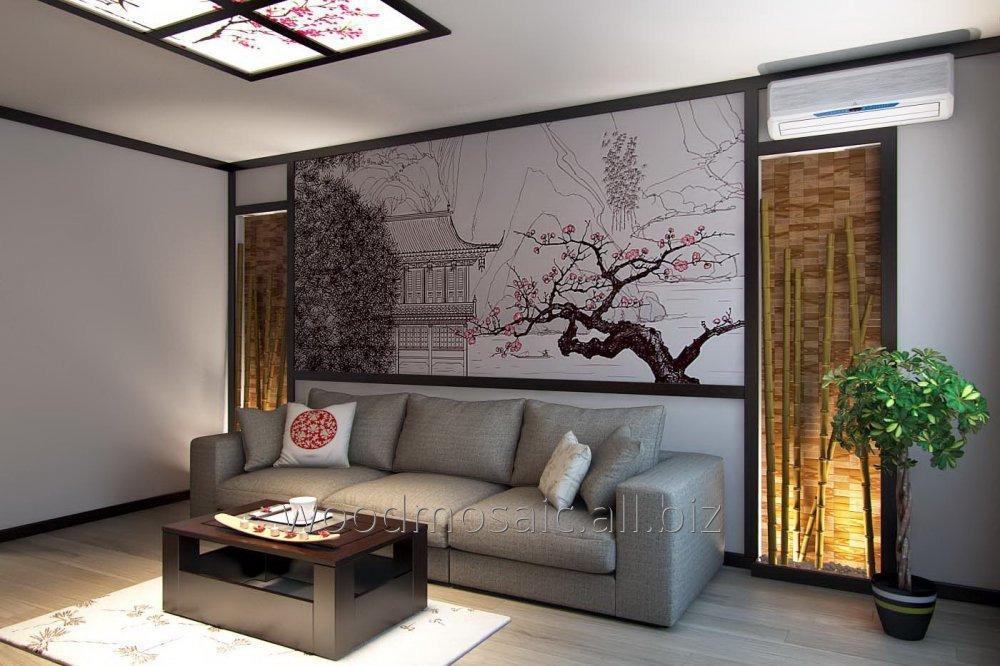 вечернему фото квартир с японским дизайном время очень