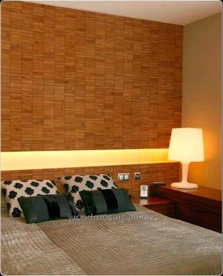 Купить Деревянная мозаика Дуб Amber Toning 8×4