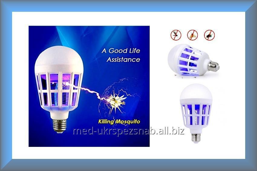 Купить Уничтожитель насекомых - лампа Killer Lamp