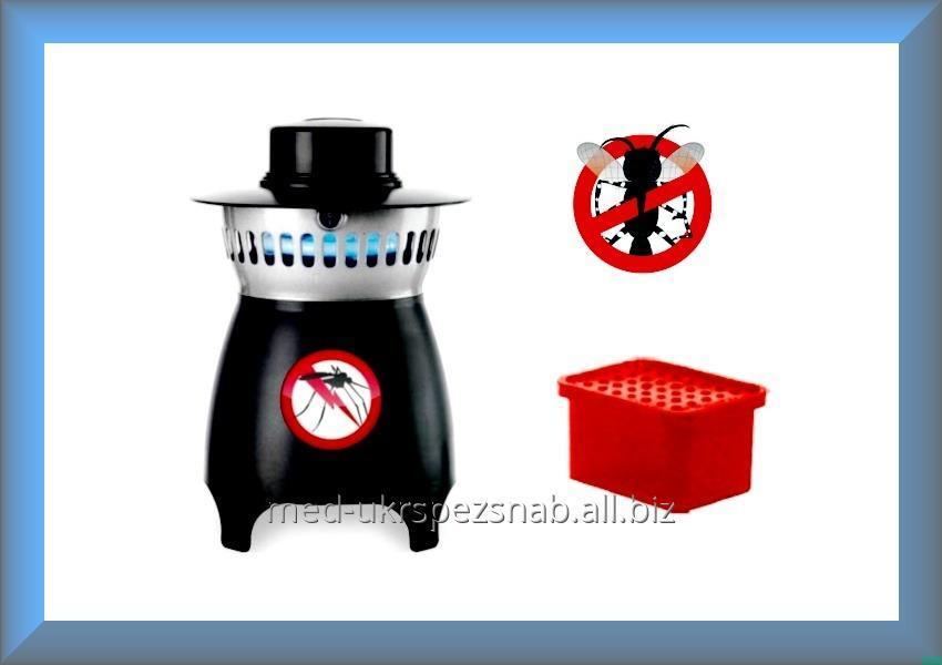 Купить Ловушка для комаров MosTrap-100 (до 15 соток)