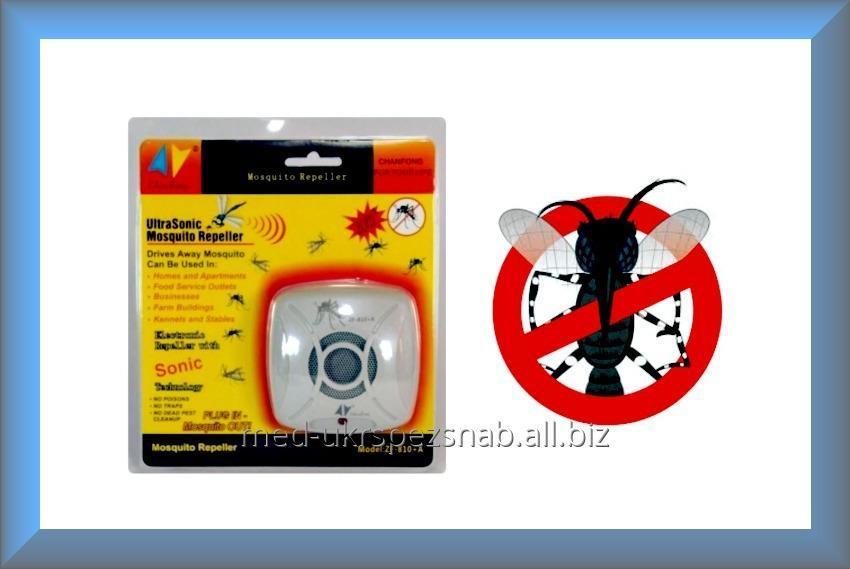 Купить Ультразвуковой отпугиватель комаров ZF-810A