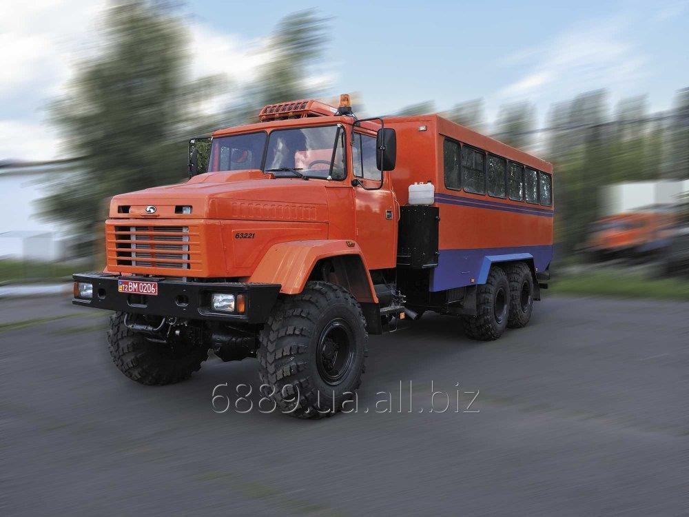 Buy Lorries, cross-country, all-wheel drive