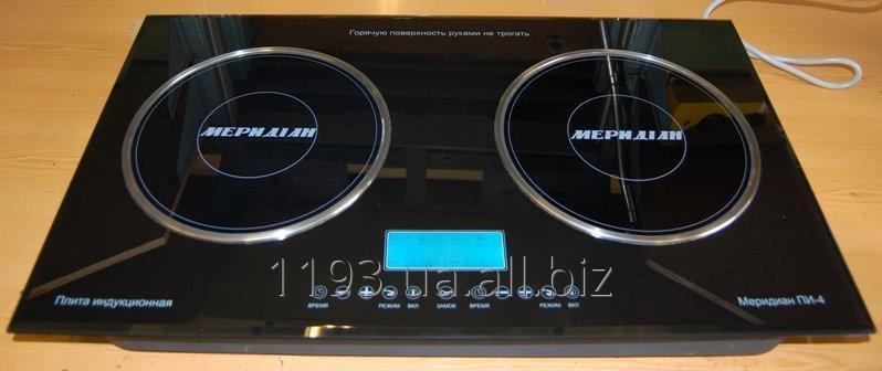 Купить Плита электрическая индукционная ПИ-4