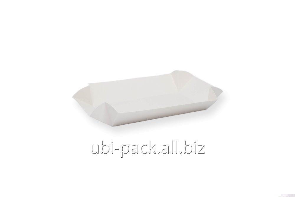 Buy Mini cardboard plates (b / w cardboard)