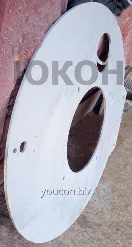 Потельная ОГМ-1,5 Крепление передней крышки гранулятора ОГМ 1,5