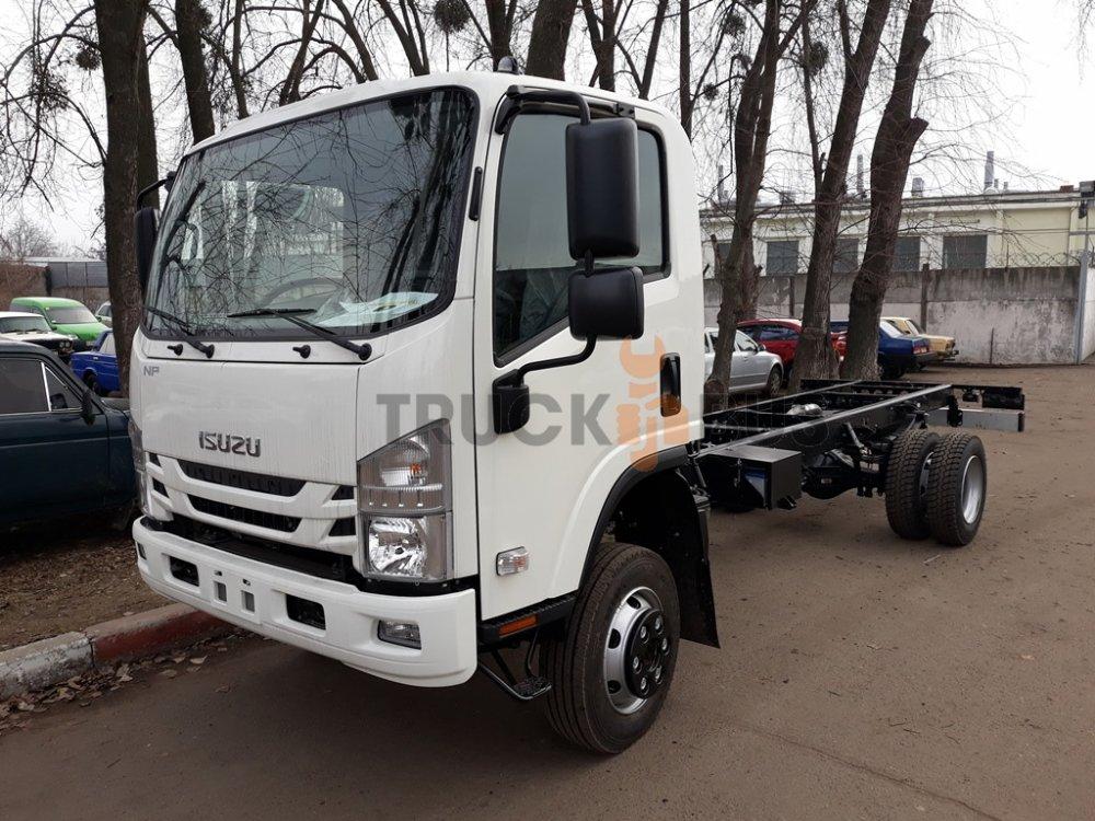 Автомобиль грузовой Isuzu NPS75L - K
