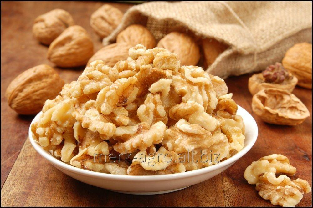Купить Ядро грецкого ореха от 25 тонн, упаковка в ящиках 10 кг из пятислойного картона