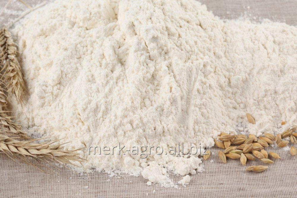 Купить Пшеничная Мука 1 сорт от 25 тонн