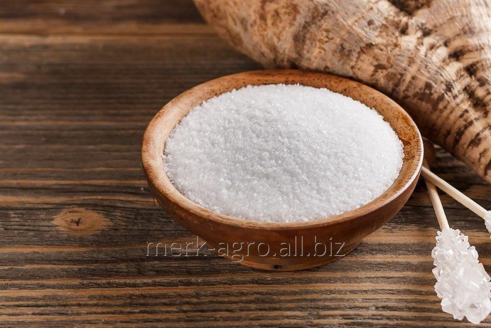 Сахар свекольный песок 1-й, 2-й, 3-й категории, упаковка в ПП мешки от 25 тонн